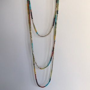 Three Layer Necklace